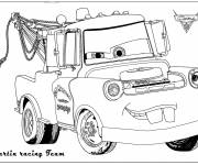 Coloring pages Auto Martin Tow