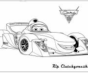 Coloring pages Racing cars Rip