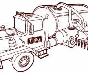 Coloring pages Massey tractor