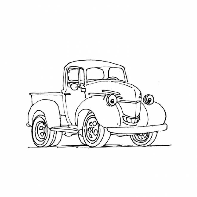Free coloring and drawings Box 21 Coloring page