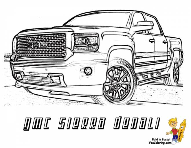 Free coloring and drawings Box to download Coloring page