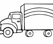 Coloring pages Pickup for free
