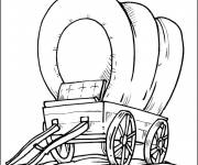 Coloring pages Country car